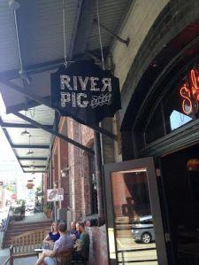 river pig