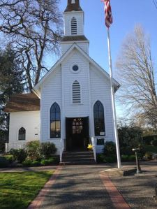 Sellwood church
